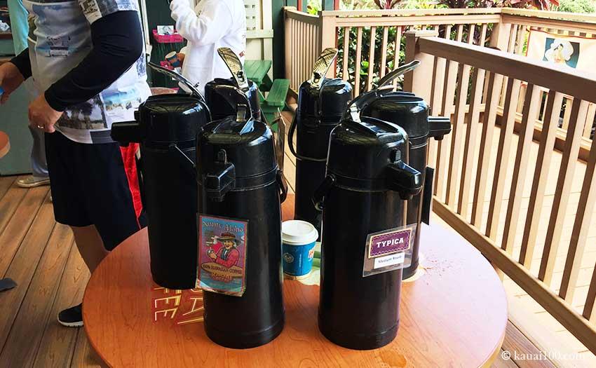 カウアイ島 カウアイコーヒーカンパニー