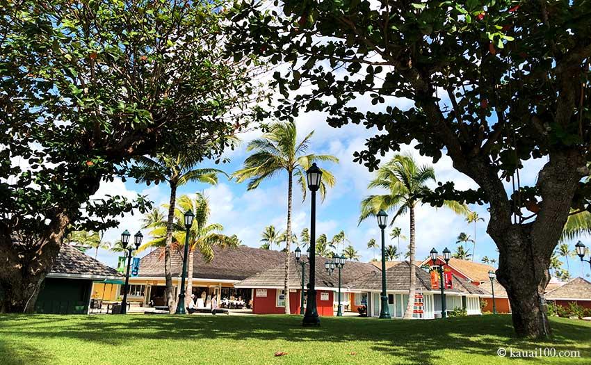 カウアイ島ココナッツマーケットプレイス