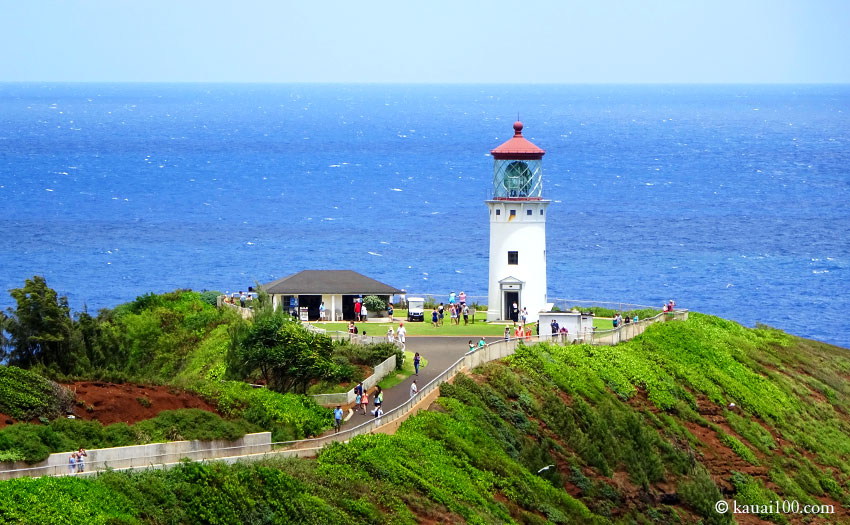 Daniel K. Inoue Kilauea Point Lighthouse