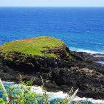 カウアイ島のモクアエアエ