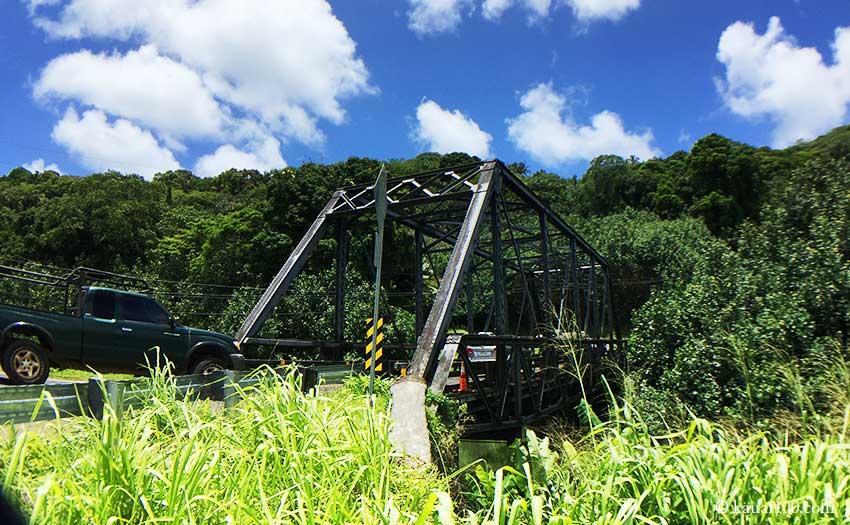 Hanalei Bridge