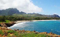 カウアイ島 Mahaulepu