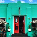ハワイ・カウアイ島のカフェ・ジャワカイ