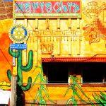 カウアイ島マリアッチズの壁画