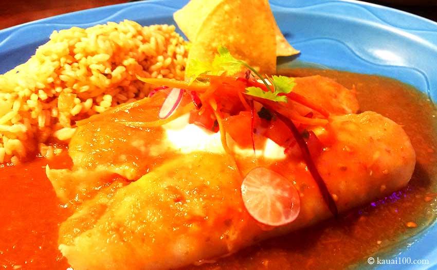 モニコスのメキシコ料理