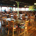 ハワイ・カウアイ島のオリンピックカフェ