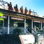 ハワイ・カウアイ島のラングラーズ・ステーキハウス